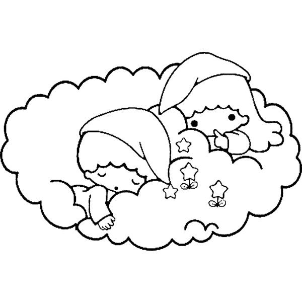 Pin By Paolina Gotica On My Polyvore Finds Hello Kitty Colouring Pages Star Coloring Pages Hello Kitty Coloring