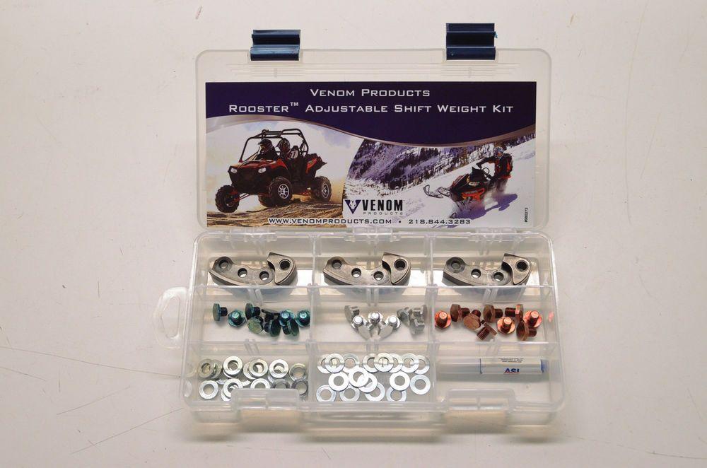 Details about Venom Products HL Clutch Kit 16 Polaris RZR