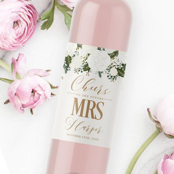 custom bridal shower wine labels bridal shower party favors shower wine labels personalized wine labels bridal shower labels cl112