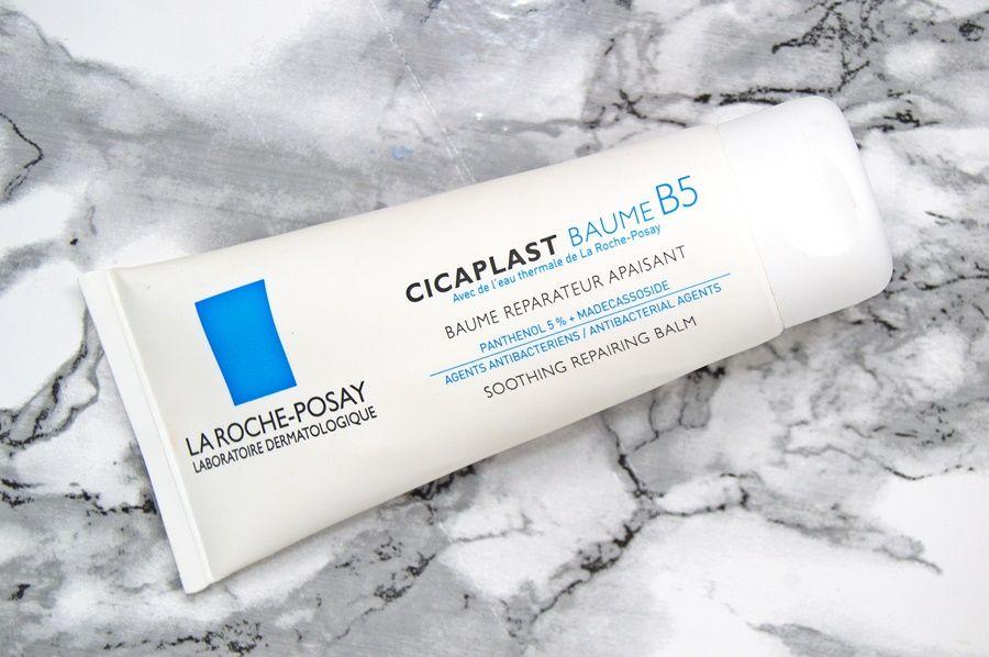 La Roche Posay Cicaplast Baume B5 Review Skincare Blog The Balm Beauty