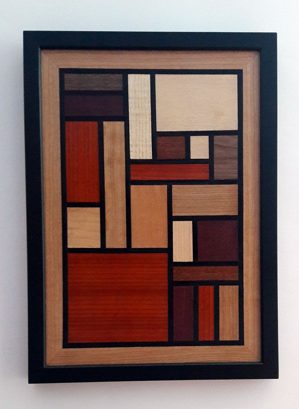 Abstract minimalist wood wall art httpsetsyme2grwoqy