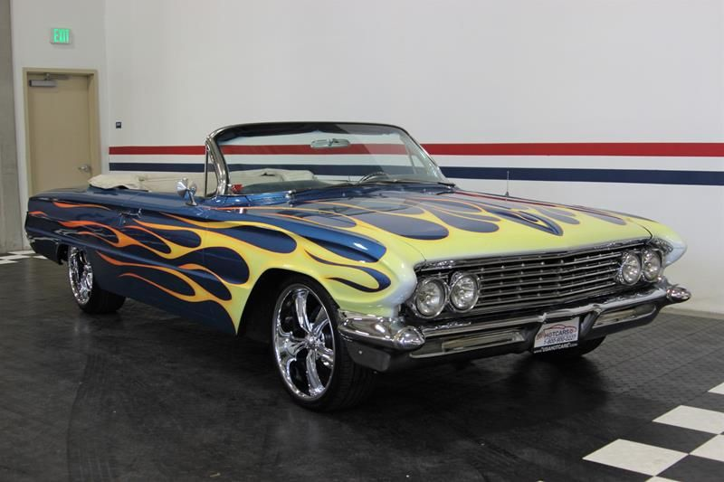 1961 Buick Invicta 3 Buick, Buick for sale, Classic cars