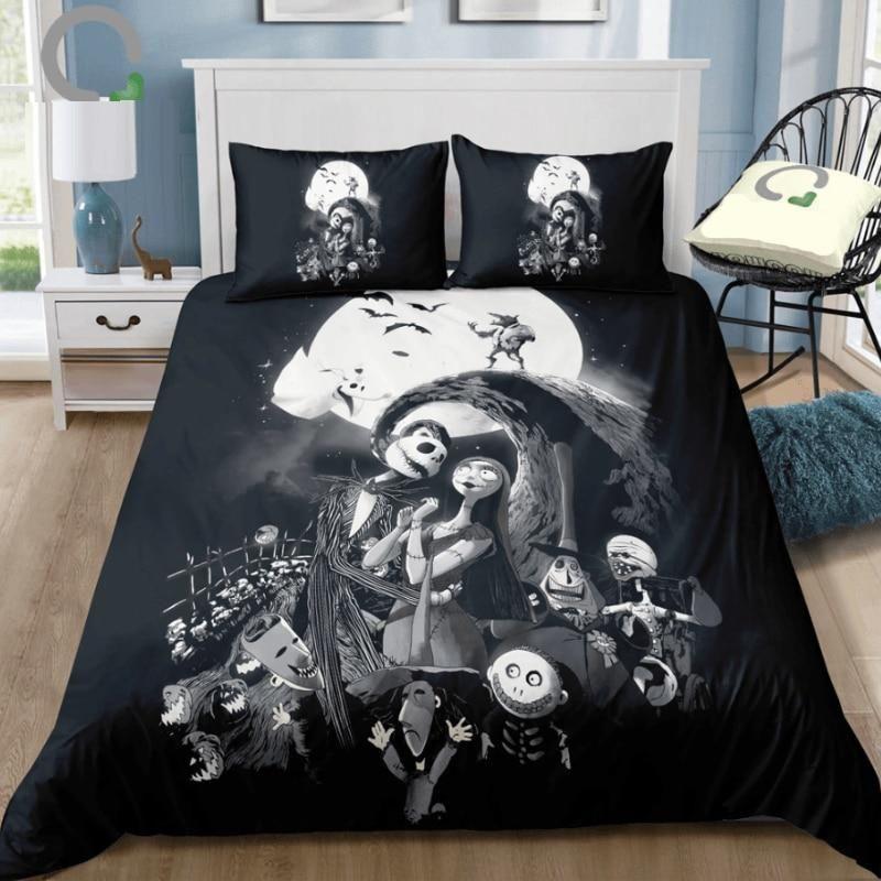 Regular 13592 Jpg Nightmare Before Christmas Bedding Christmas Bedding Set Christmas Bedding
