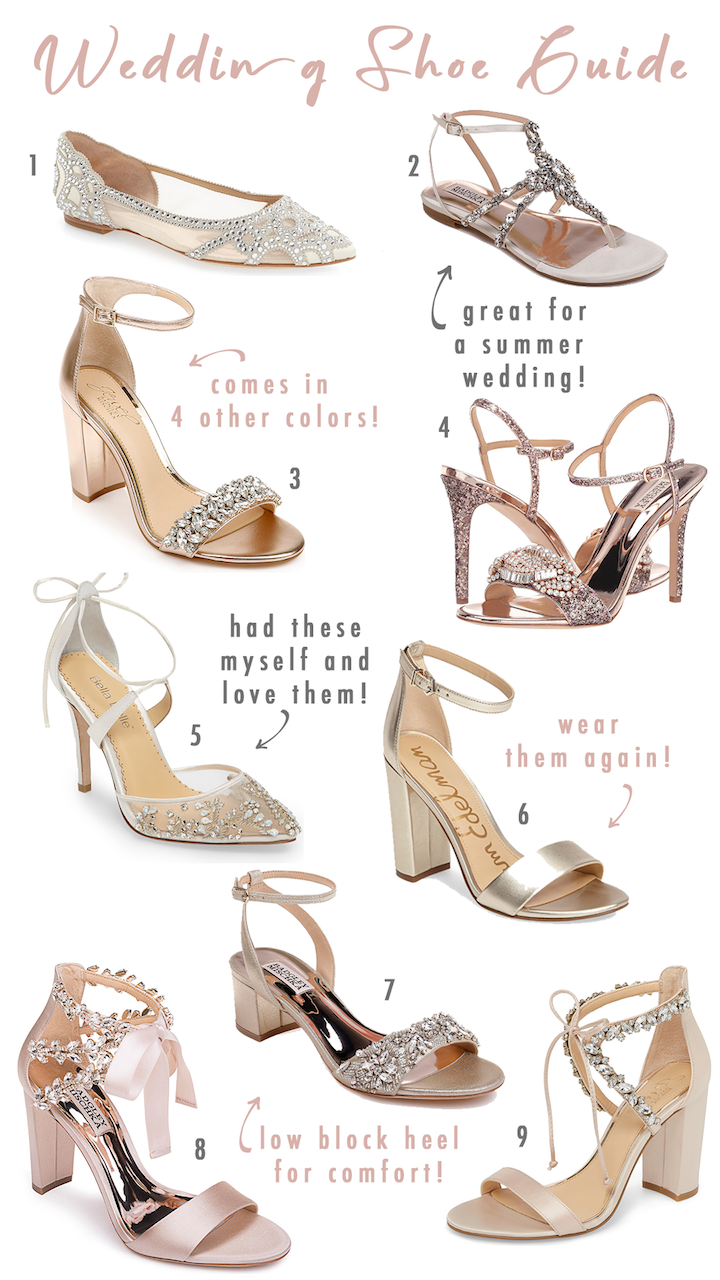 Wedding Wednesday My Top 10 Wedding Shoes Haute Off The Rack In 2020 Fun Wedding Shoes Best Bridal Shoes Bridal Shoes