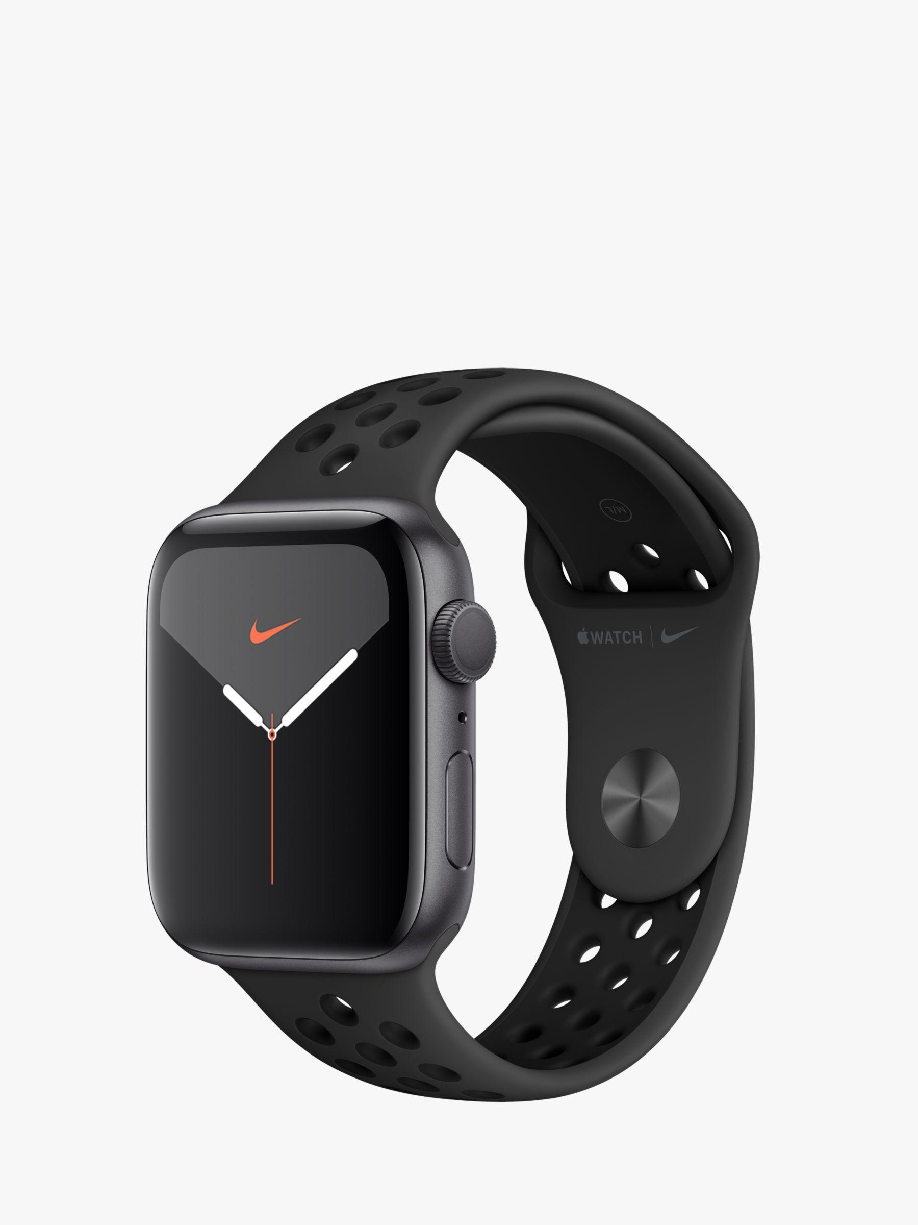 Apple Watch Nike Series 5 GPS, 44mm Space Grey Aluminium