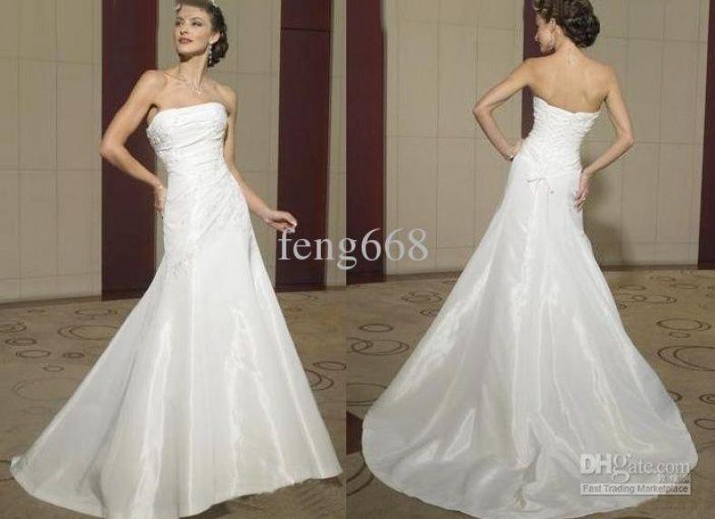 Show Me Wedding Dresses
