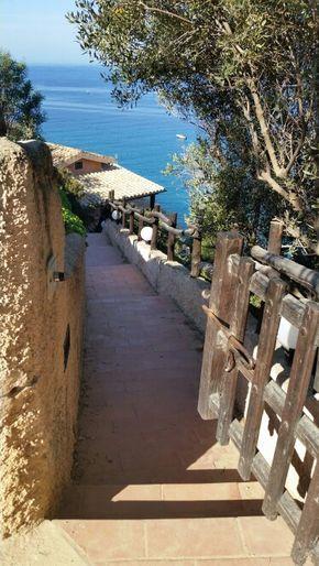 Ferienwohnung auf Sardinien direkt über dem Wasser ...