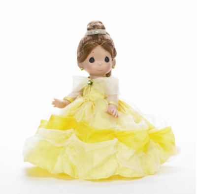 """New Precious Moments Large 16/"""" Snow White Prince Boy Doll Disney New with Tags"""
