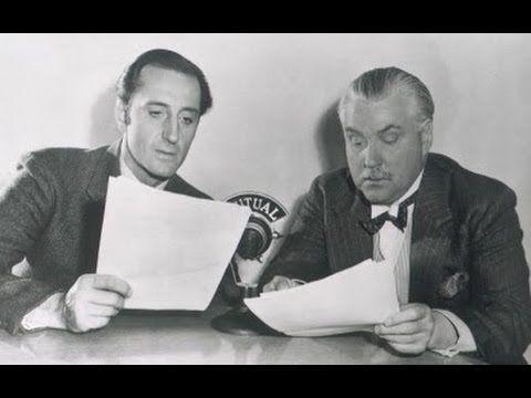 "DVP'S FAVORITES -- SHERLOCK HOLMES (""THE LIVING DOLL"") (3-11-46)"