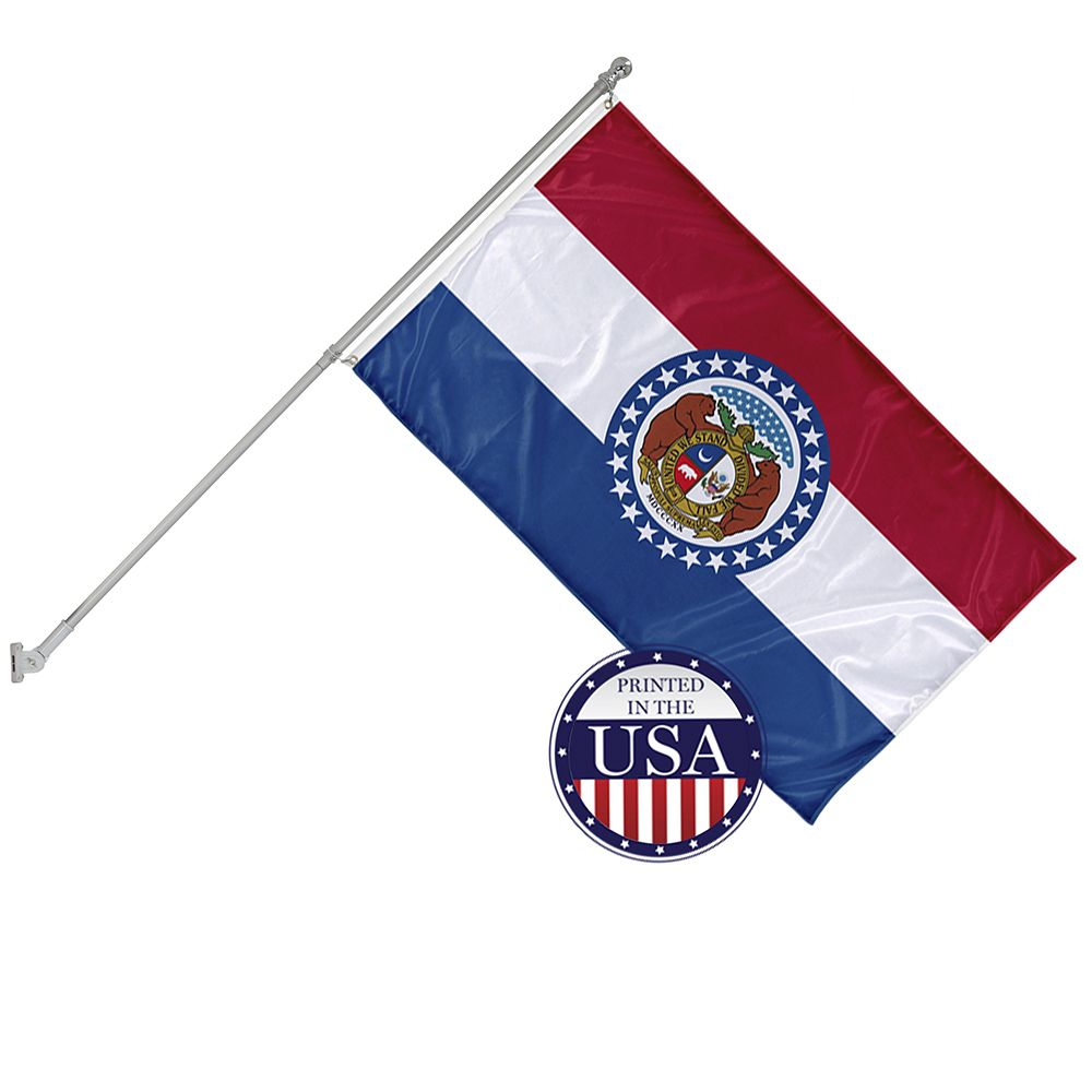 Missouri | State & Country Flags | Missouri state flag