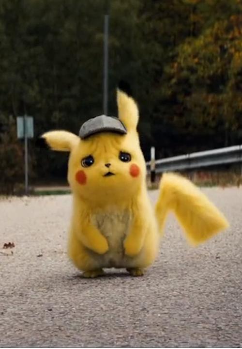 Watch Pokemon Detective Pikachu Online For Free Pikachu Pikachu Wallpaper Cute Pikachu