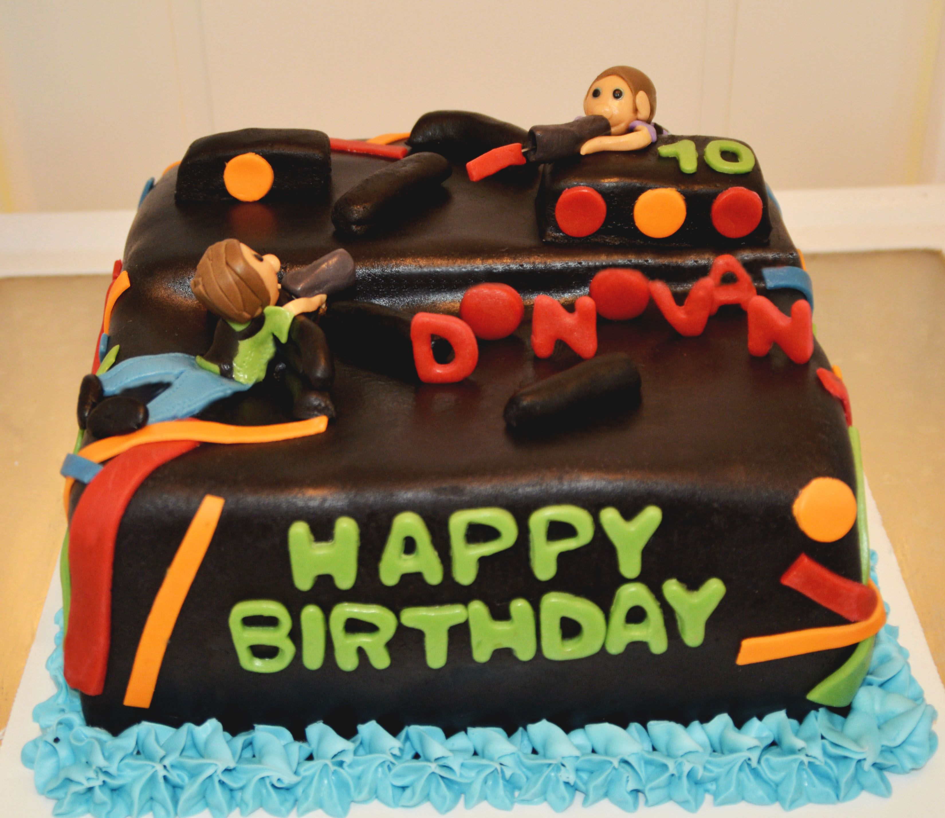 Kids laser tag cake ideas for parties Pinterest Laser tag