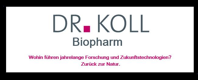 Logo Dr. Koll Gemmotherapie