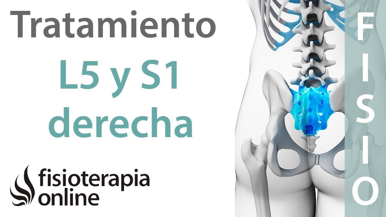 Tratamiento de la hernia discal l5 y s1 derecha o quinta lumbar y sacro videos - Ejercicios en piscina para hernia discal l5 s1 ...