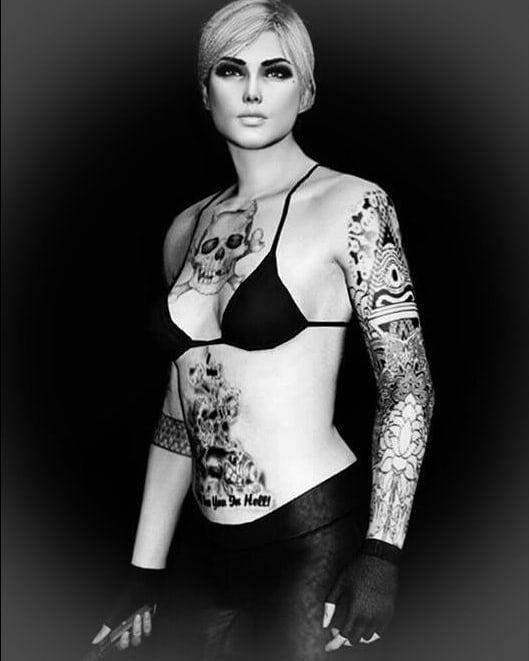 Gta 5 Online Tattoos : online, tattoos, Outfits, Online, Online,