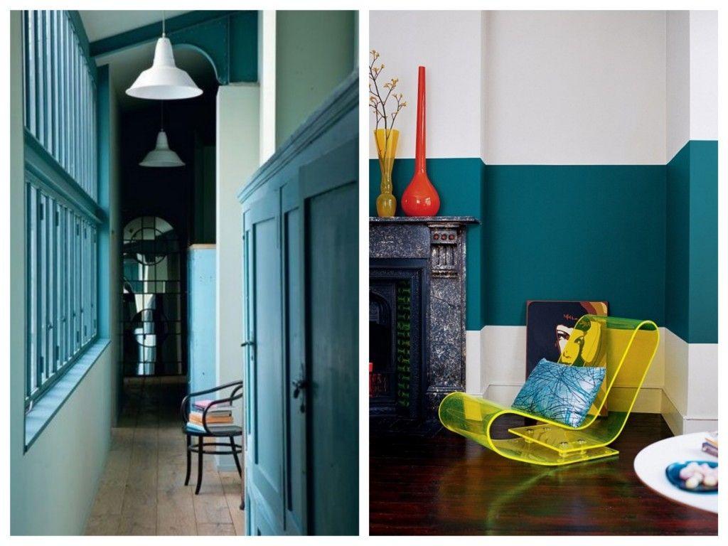 Deco Bleu Canard Idees Et Inspiration Clem Around The Corner Deco Bleu Canard Deco Bleue Bleu Canard