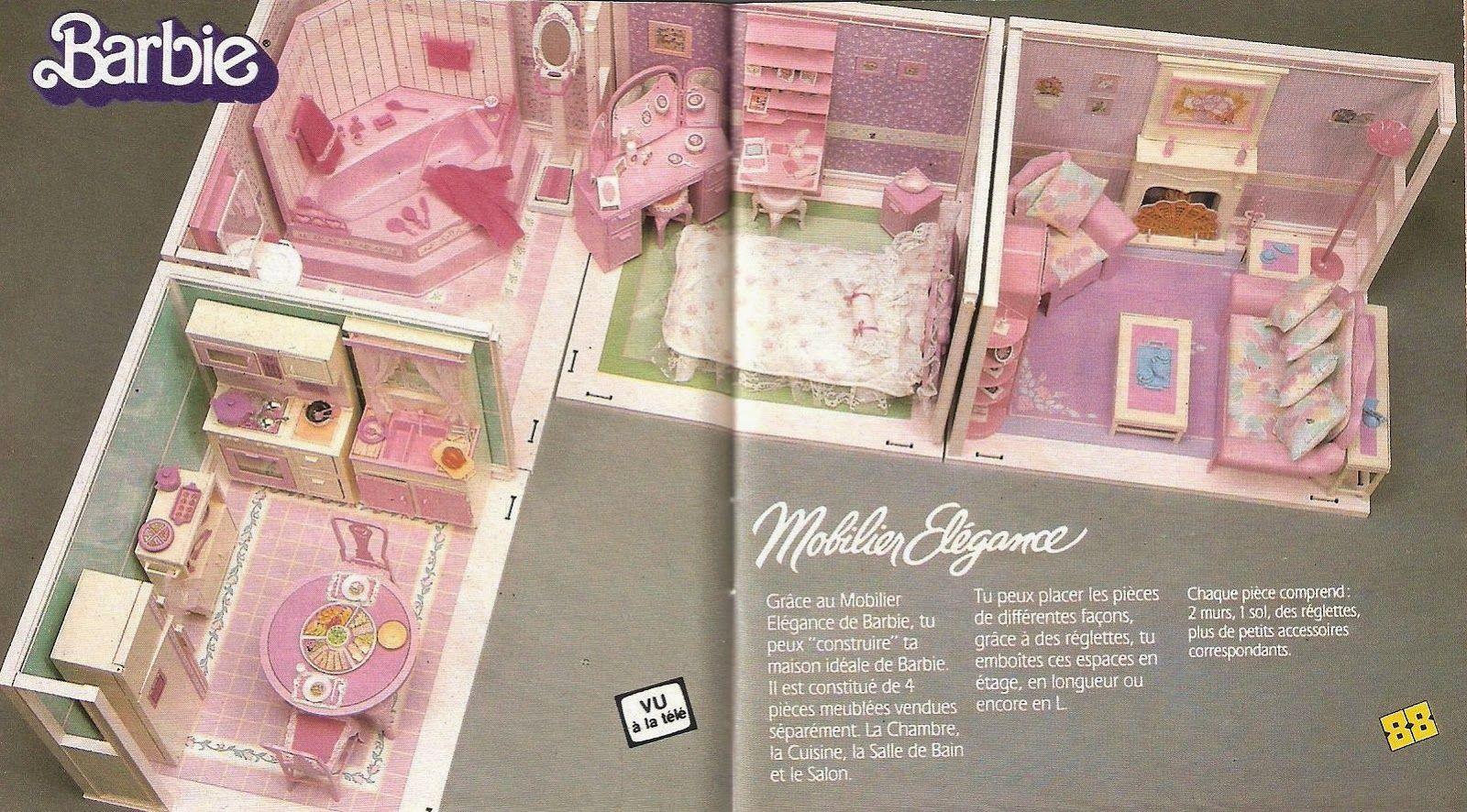 Shasarignis Barbie & Co.: Barbie 1988 / 1988 Barbie   Barbie ...