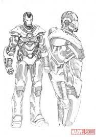 Image Result For Designs For A New Suit For Iron Man Vengers