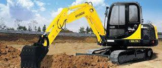 Hyundai Excavator Factory Service Repair Manual Hyundai Crawler Excavator Robex 55 7 R55 7 Complet Repair Manuals Excavator Hyundai