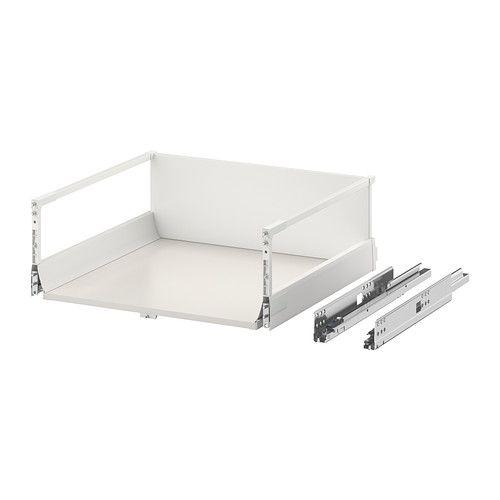 MAXIMERA Lade, hoog IKEA Door de volledig uittrekbare lade in de ...