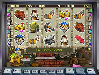 игровые гном онлайн автоматы бесплатно играть в
