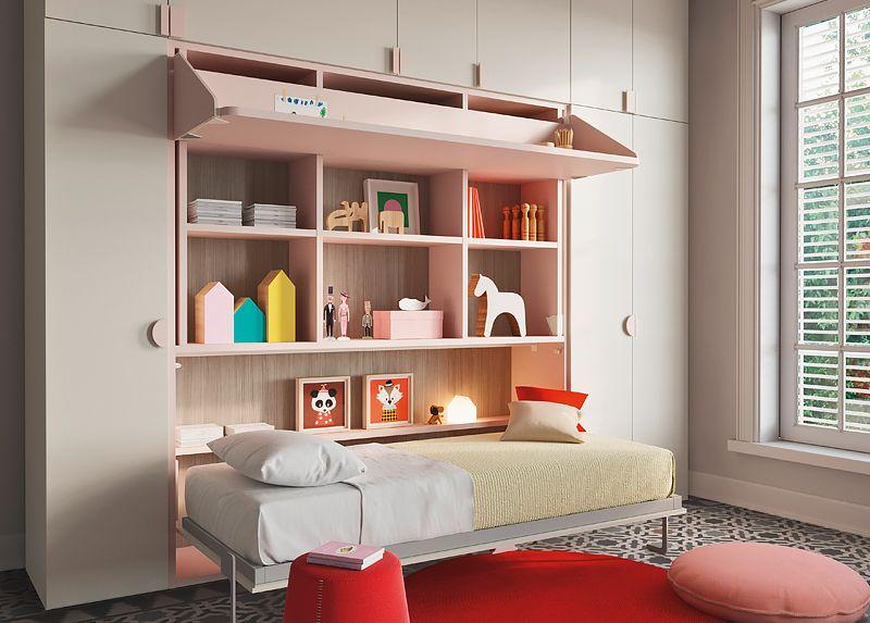 Ferrimobili Opinioni ~ Nidi twiddy plus desk with pull out bed at mood nidi kids