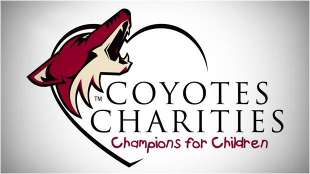 Coyotes Charities - Champions for Children