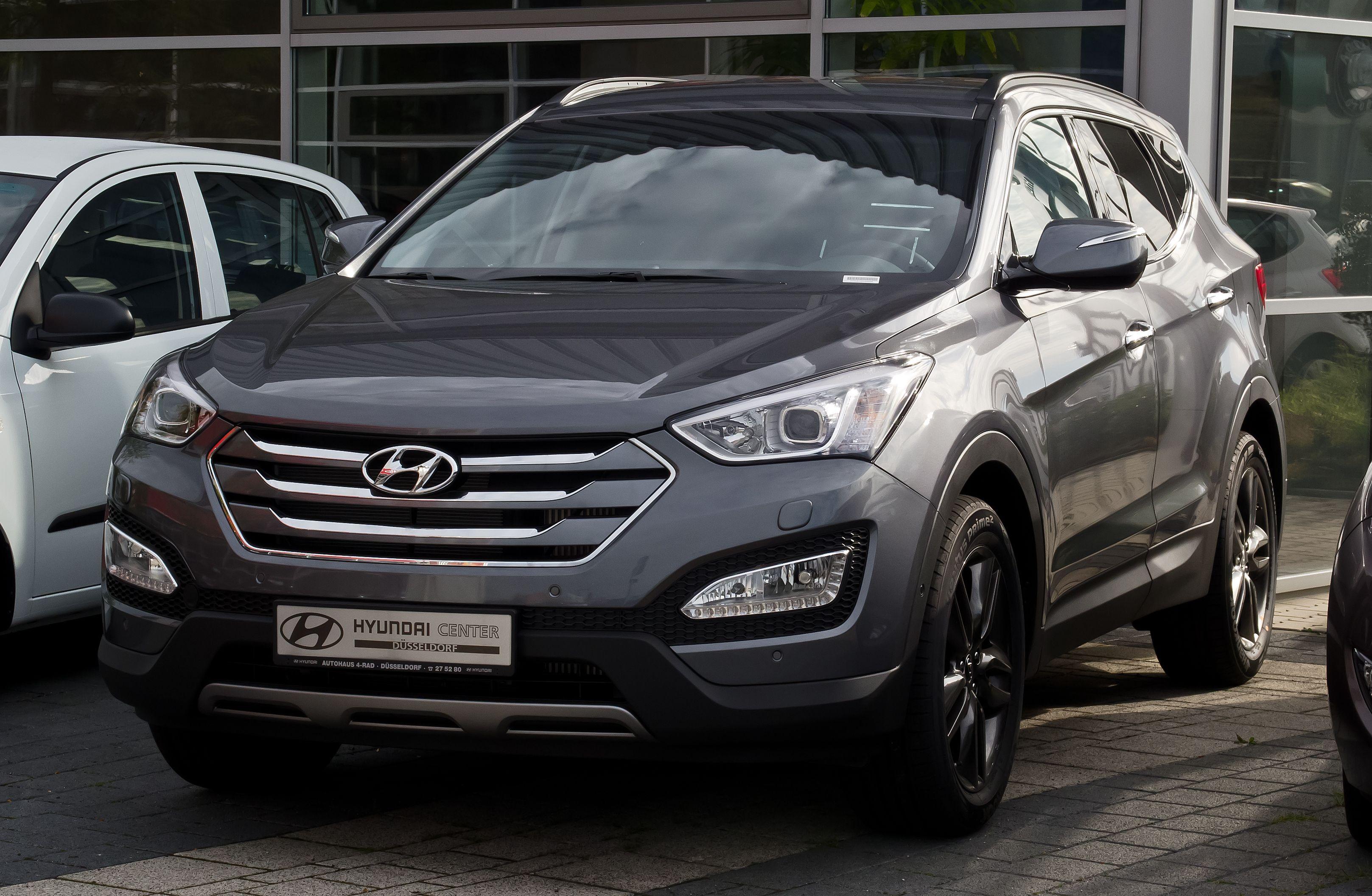 Hyundai Santa Fe (III)