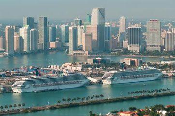 Miami Cruise Port Information Find Address Information - Cruise ship port in miami