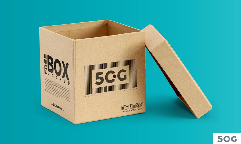 Download Free Open Box Mockup Psd Box Mockup Packaging Mockup Mockup Psd