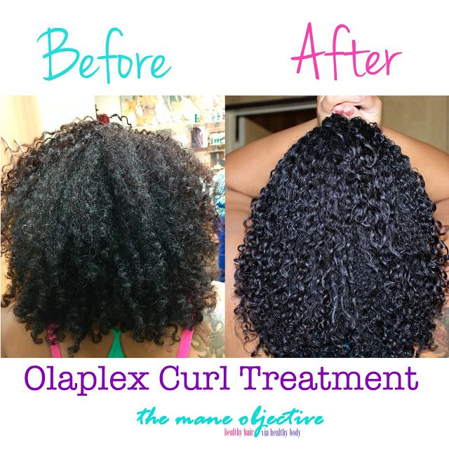 Can Olaplex Help Restore Heat And Color Damaged Natural Hair Check