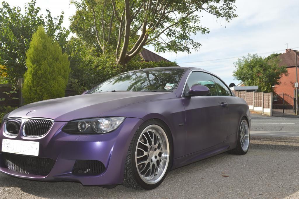 Nebula purple dyc | car plastidip colors | Pinterest | BMW ...