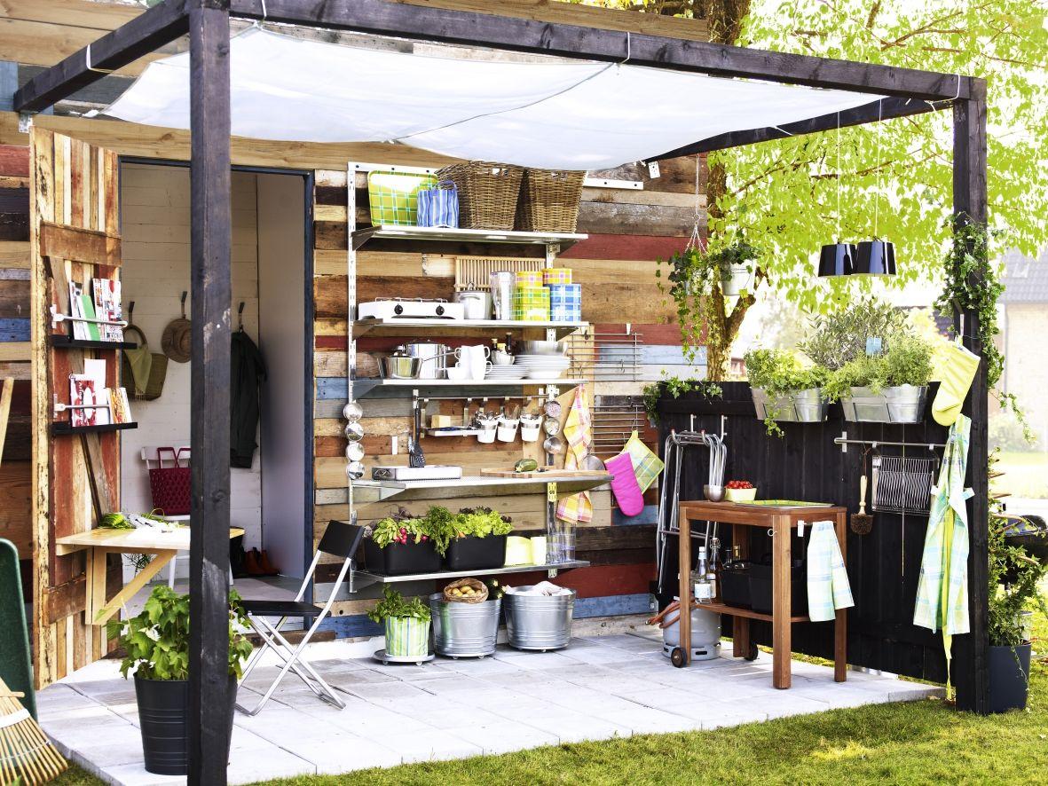 Come Avere Una Stanza In Piu Ikea Outdoor Outdoor Rooms Canopy Outdoor