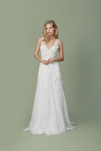 Cute  Paisley by Christos Bridal