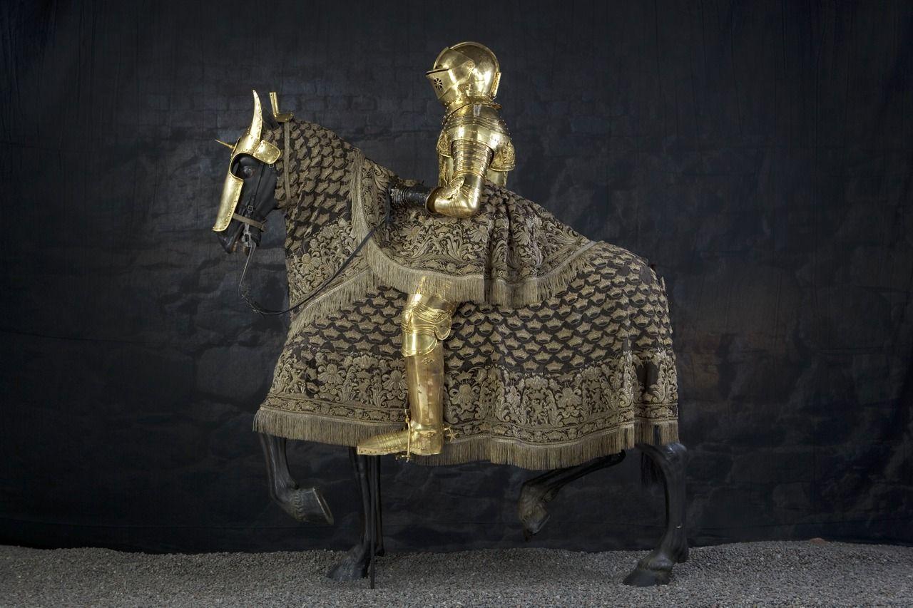 Coolartefact Horse Armor Historical European Martial Arts Knight In Shining Armor