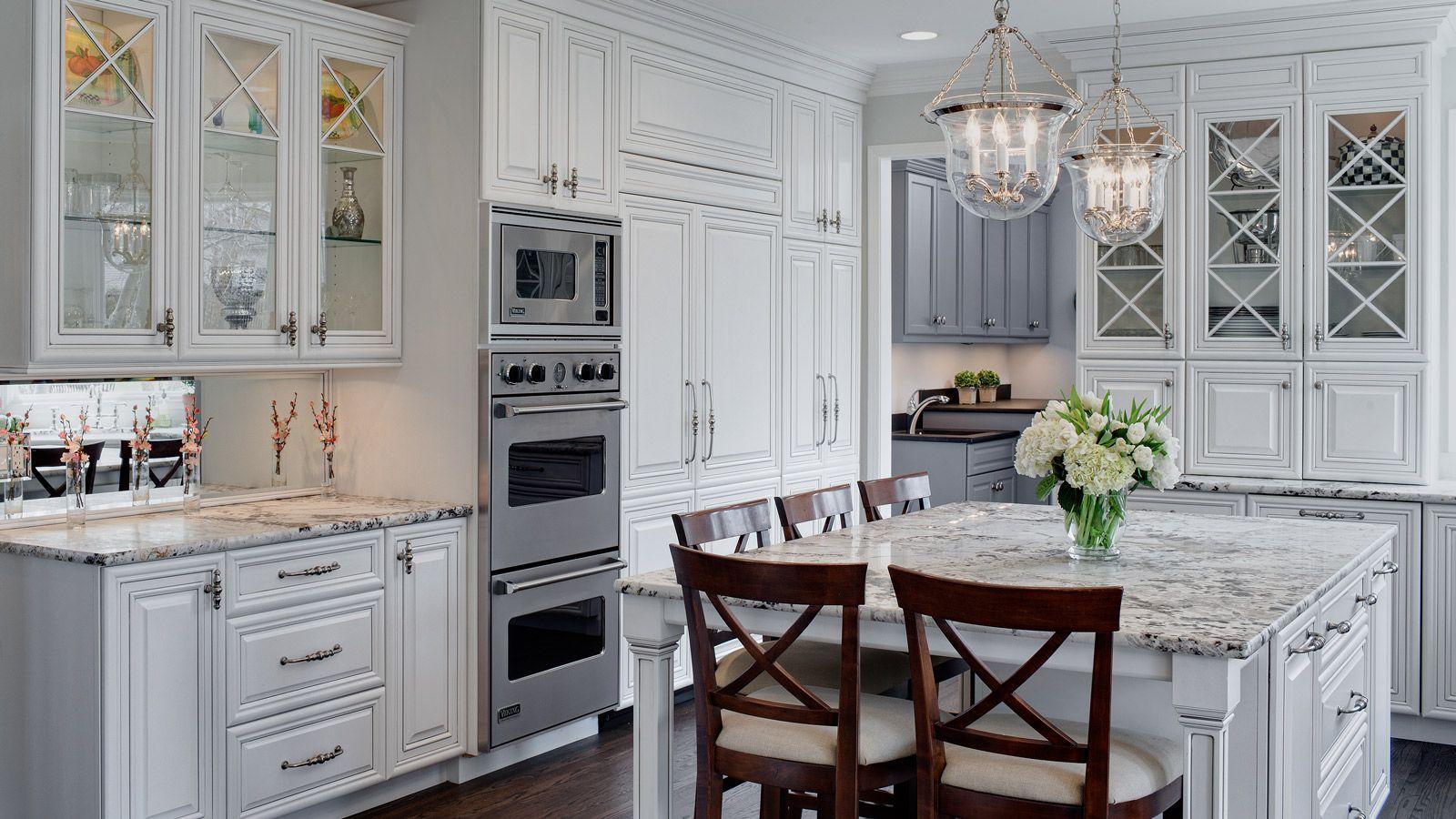 Welldressed traditional glen ellyn kitchen drury design next