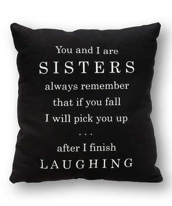 'You and I' Throw Pillow