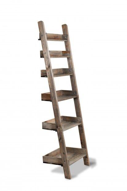 Houten decoratie ladder   online kopen   Trendyard.nl - slaapkamer ...