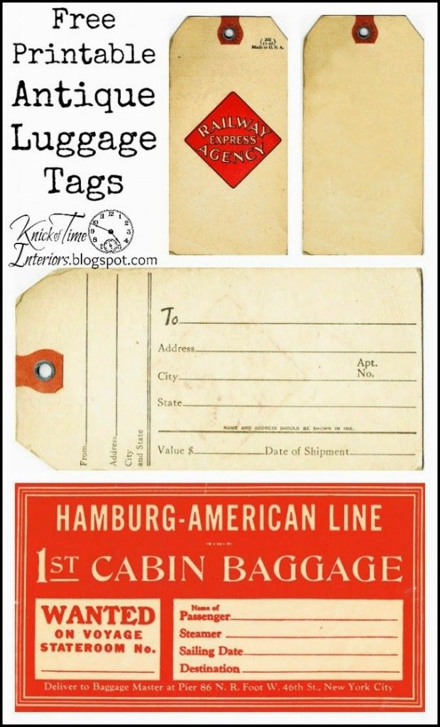 printable hang tag gift tags paper crafts books pinterest