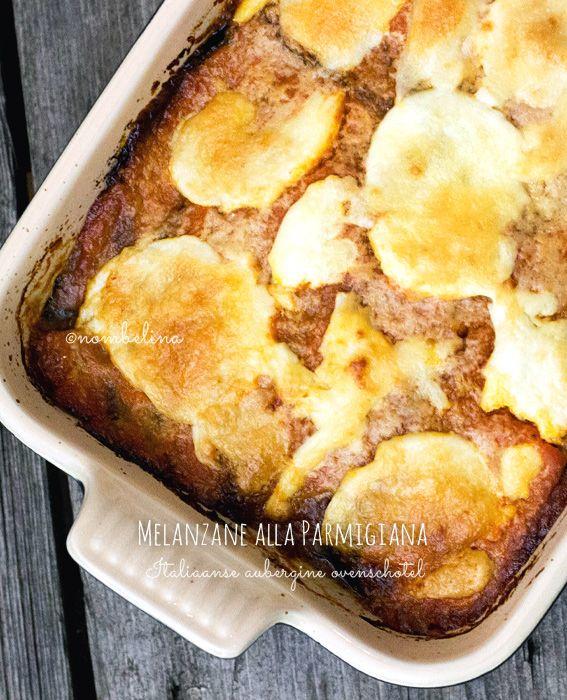 Melanzane Alla Parmigiana - Nombelina's Foodblog