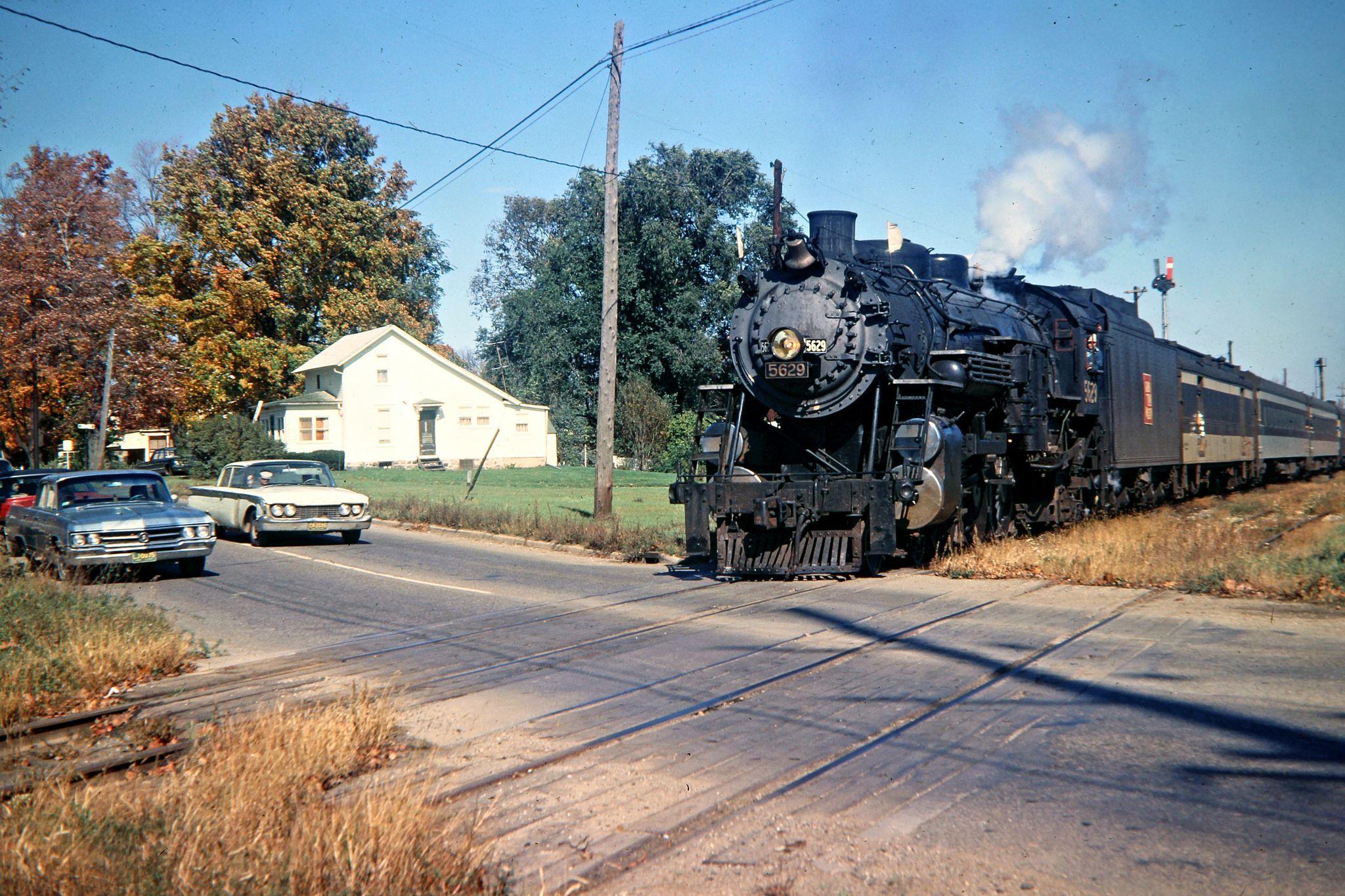 Grand Trunk Railway System Transportation Vintage Train Metal Sign
