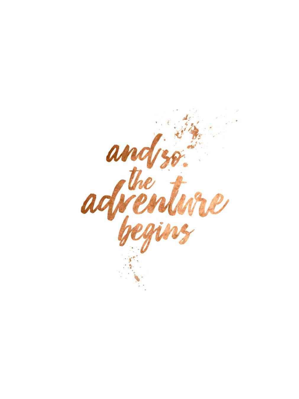 Wallpapers hd gold rose gold wallpaper quotes quote