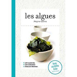 Les algues  Régine Quéva