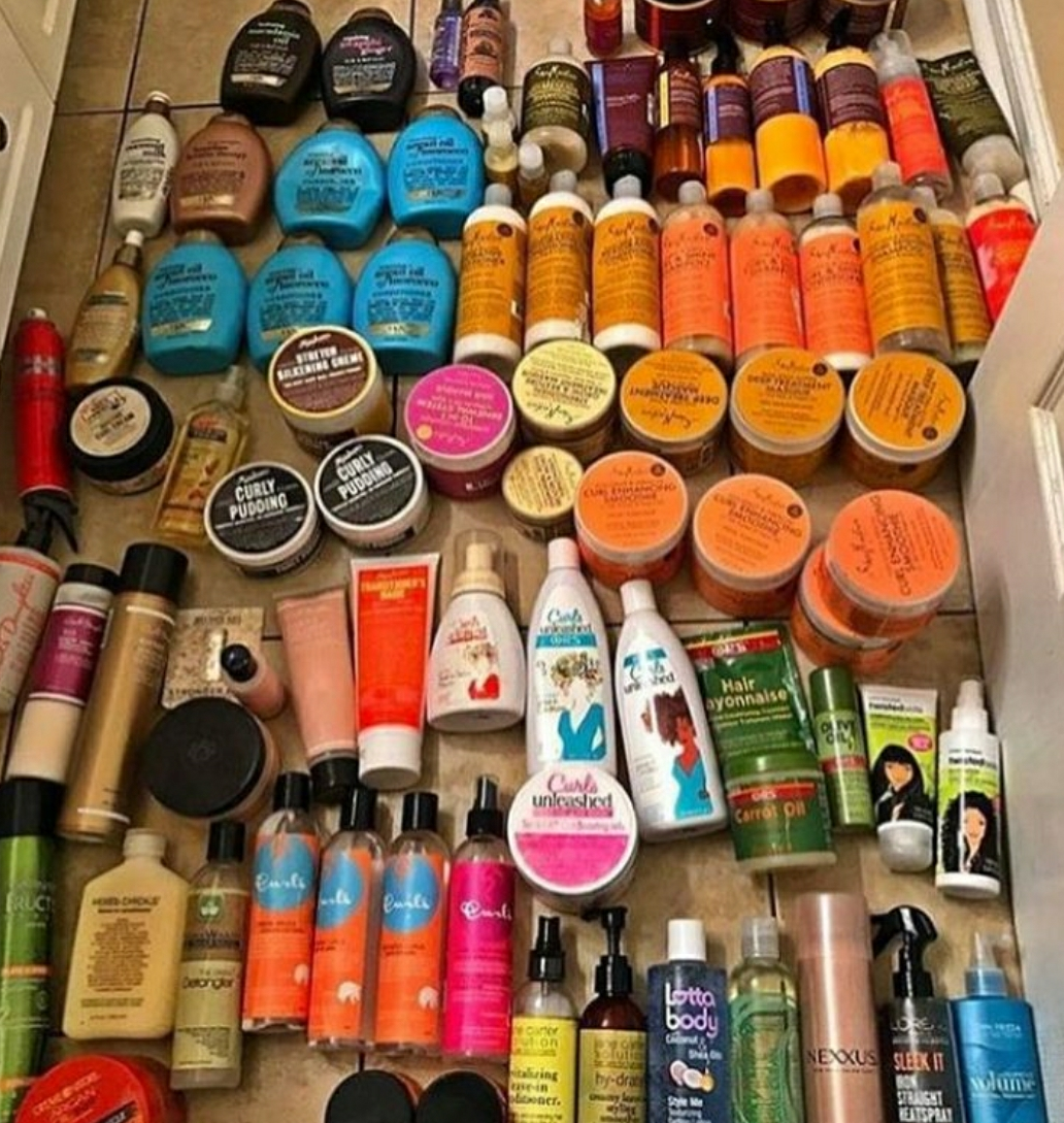 Along with good hair products, you also need good