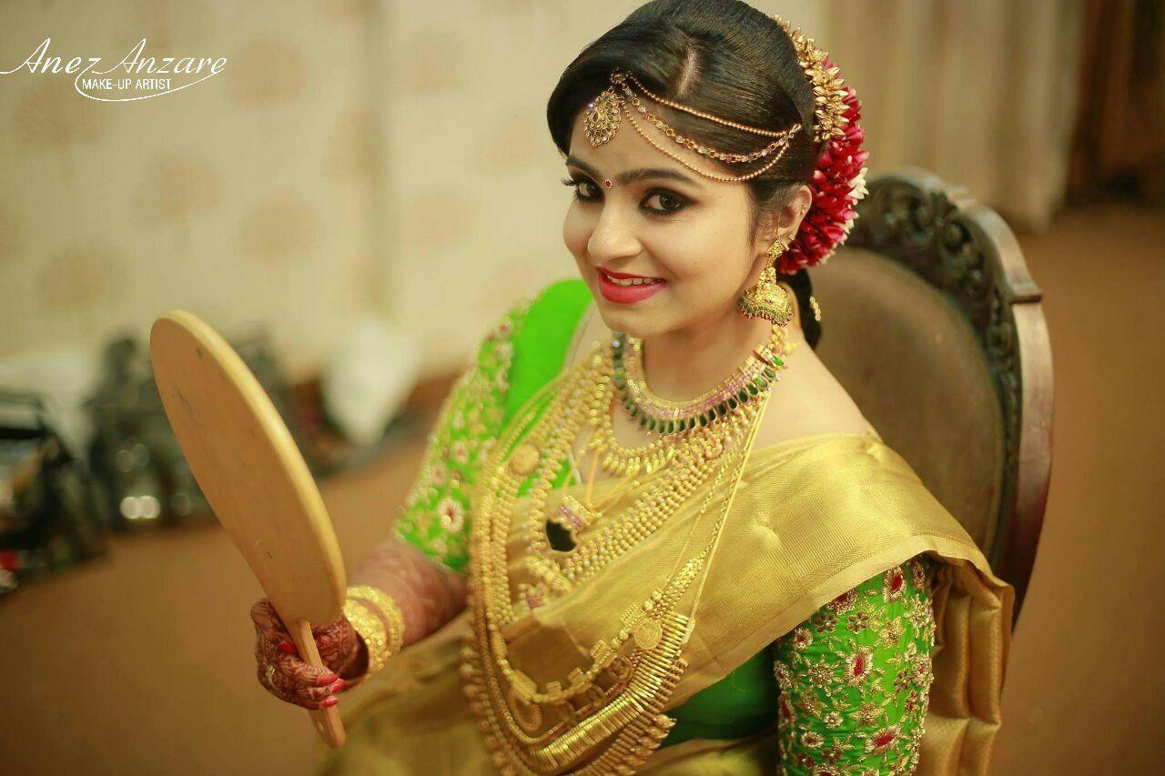 Kerala brides South indian bridal Pinterest Kerala