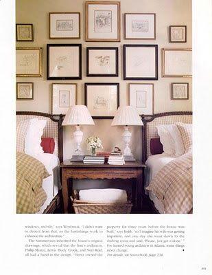 Atlanta Designer Barbara Westbrook Beautiful Bedrooms Decor