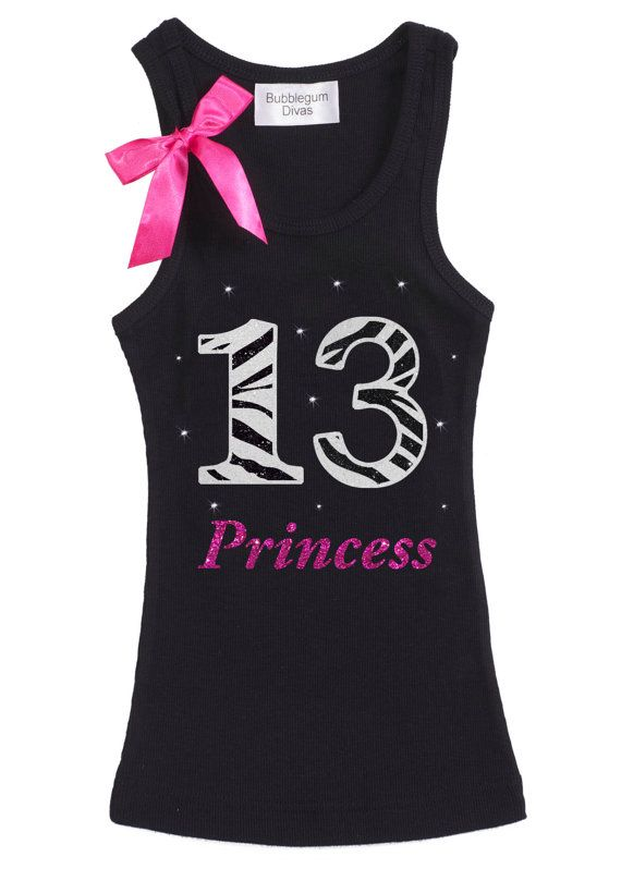 18th Birthday Vest Tank Top T-Shirt Customise Personalise Name Year Age 25th