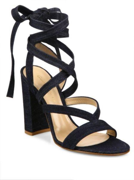 Gianvito Rossi Suede Pumps Black Block Heel Shoes Black High Heel Pumps Black Shoes Heels