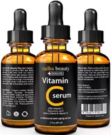 Imported Quality Anti Aging Vitamin C Serum Online Shopping In