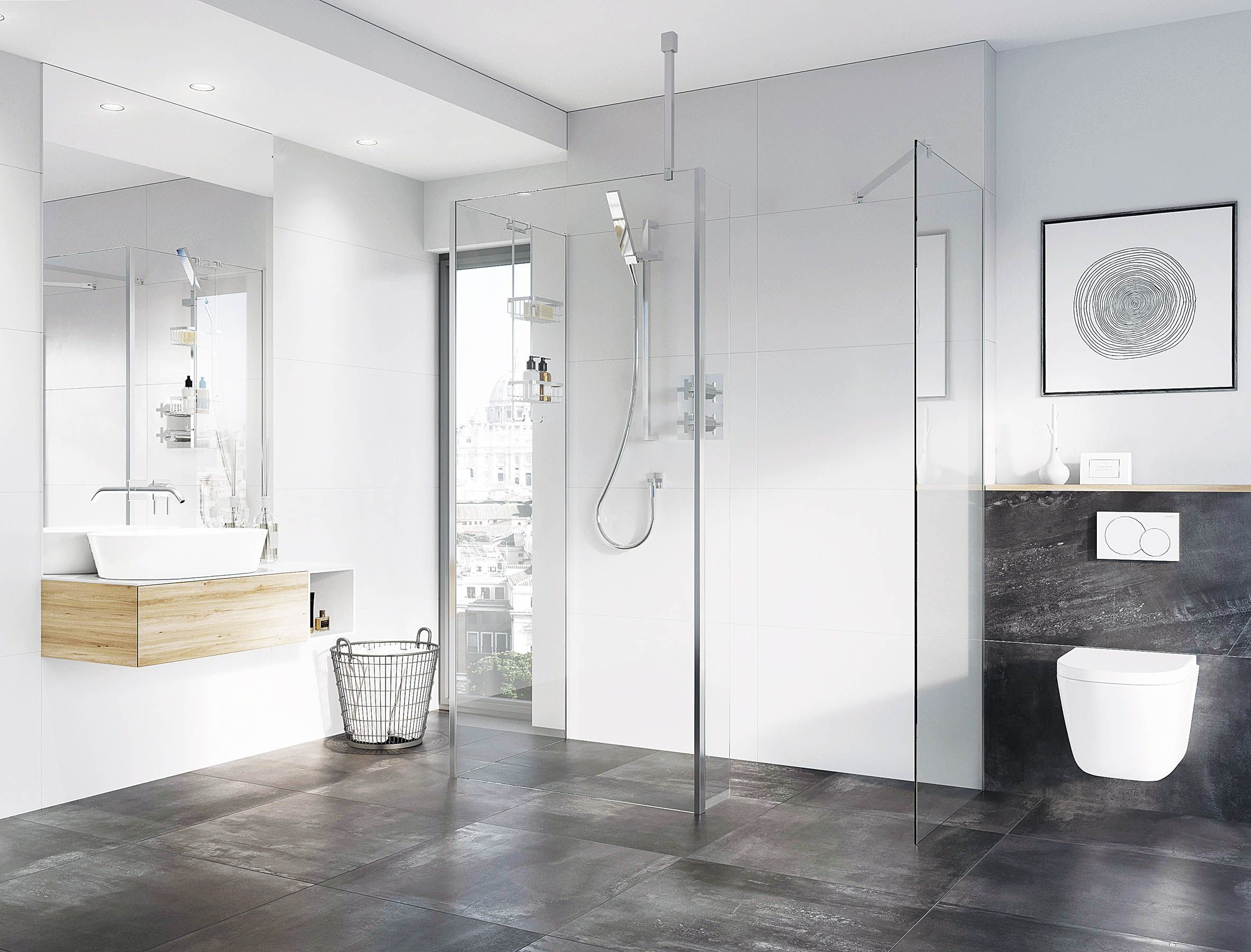 The Roman Select Wetroom Range Has So Many Possible Configurations